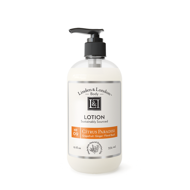 Sustainably Sourced Hand Lotion - Shop House Market