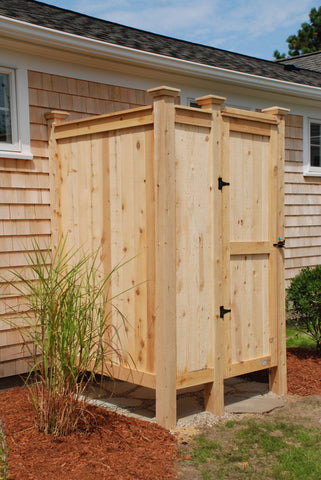 Outdoor Showers Cape Cod Shower Kits The Original