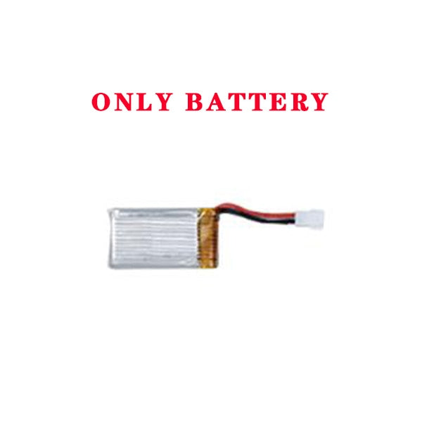 Battery for Smart watch controllable Quadcopter