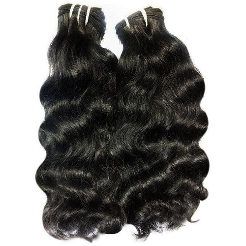 Breezy (Indian Wavy) - 3 Bundle Deal