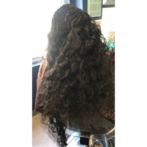 Sultry Chick (Brazilian Natural Wavy)