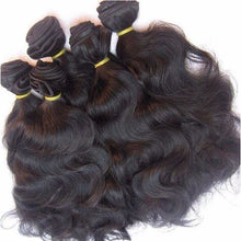Load image into Gallery viewer, Sultry Chick (Brazilian Natural Wavy) - 2 Bundles + Closure