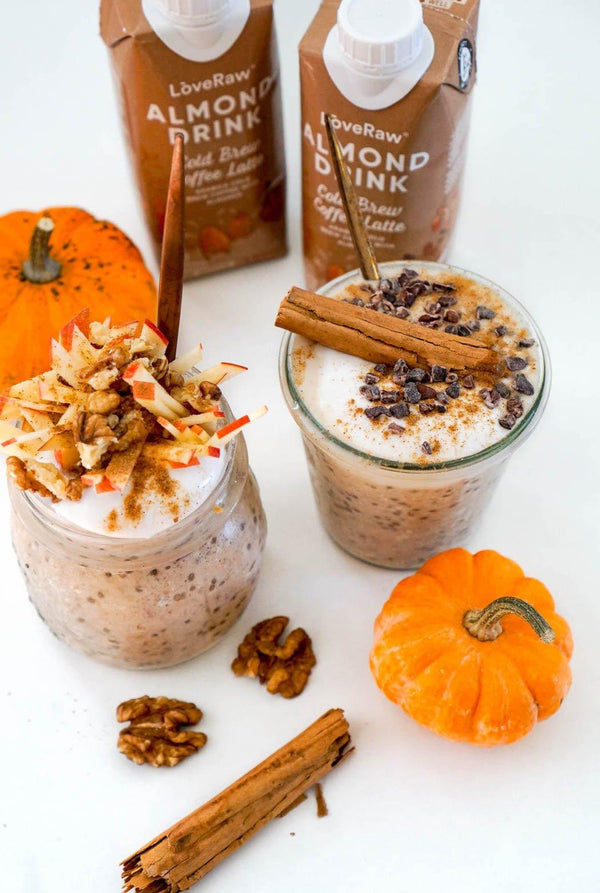 Autumn Overnight Oats