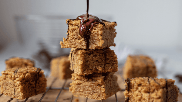 LoveRaw x Troo Vegan Flapjacks