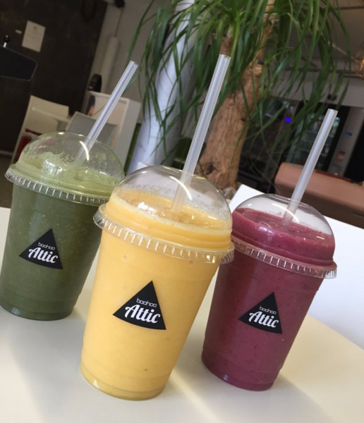 boohoo smoothies