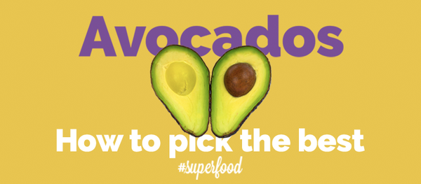 How to pick avocados