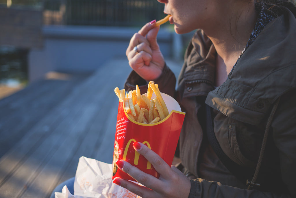 Why is unhealthy food so cheap?