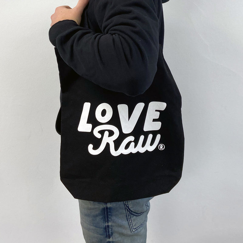 LoveRaw tote