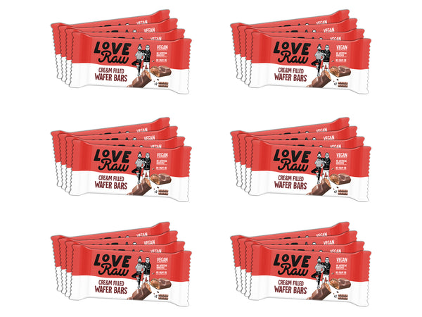 LoveRaw Christmas Wafer Case