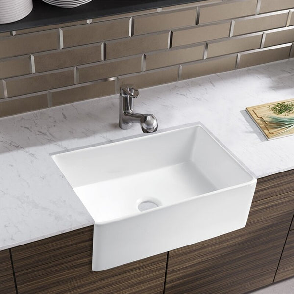 "30'' L x 20'' W x 10"" deep Farmhouse Kitchen Sink"