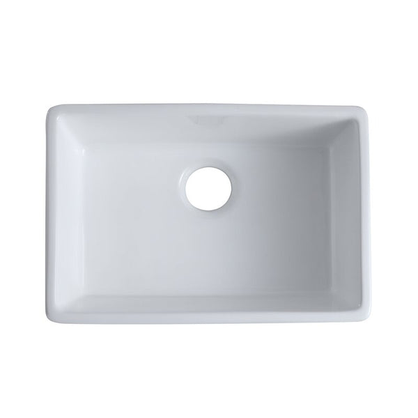 30'' L x 20'' W Farmhouse Kitchen Sink