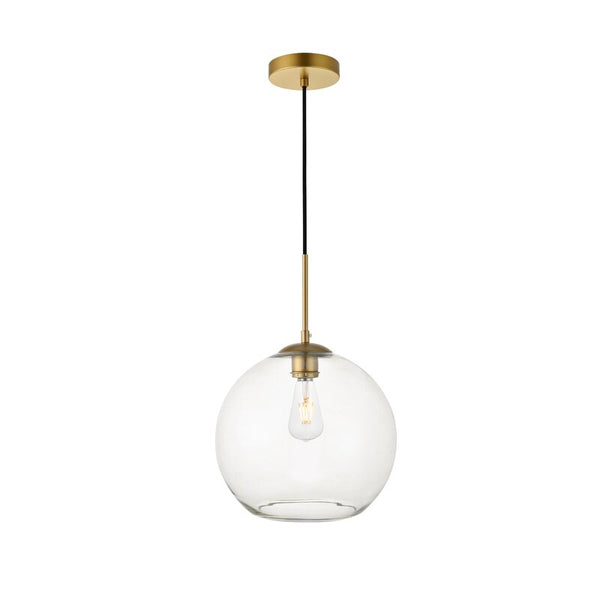 Snead 1 - Light Single Globe Pendant