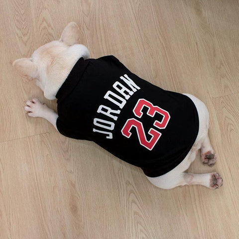 Dog Jordan Shirts for Medium Dogs - Frenchiely