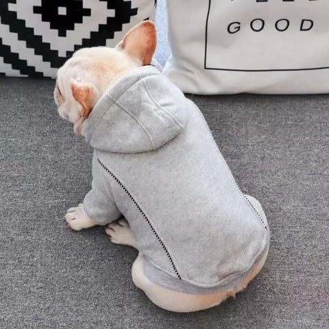 Frenchiely French Bulldog Winter Jacket Coat - Frenchiely