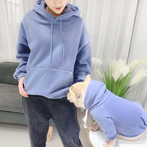 Owner Dog Matching Shirts with Logo - Frenchiely