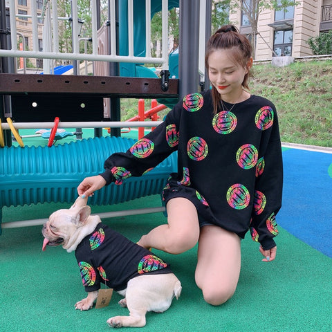 Dog and Human Matching Clothes Outfits - Frenchiely