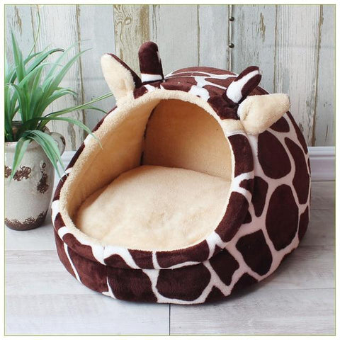 Cute Egg Shaped Dog Nest Mat for Medium Dogs - Frenchiely