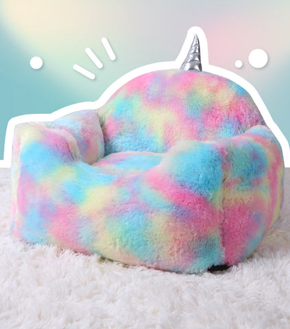Dog Unicorn Nest and Washable Bed - Frenchiely