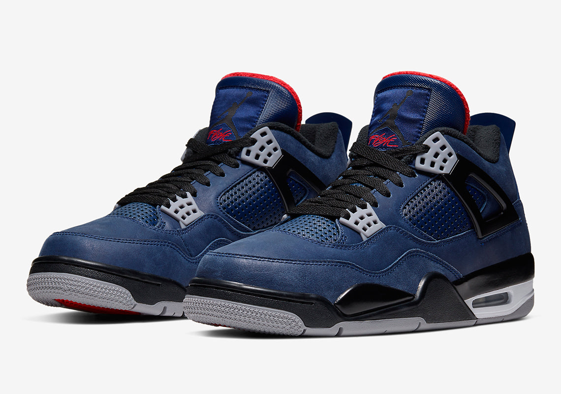 "Air Jordan 4 WINTR ""Loyal Blue"""