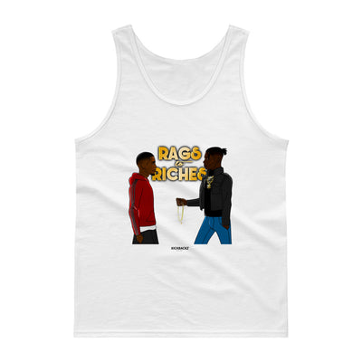 Rags To Riches Tank Top