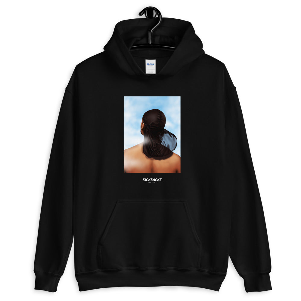Wave Check Hoodie
