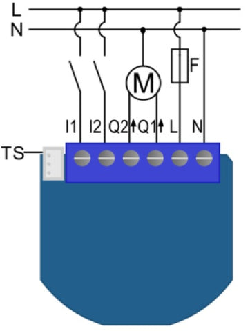 qubino z wave plus flush shutter module zmnhcd3 wiring diagram_large?v=1485749384 qubino z wave plus flush shutter module zmnhcd3 the smartest house Z-Wave Relay Module at webbmarketing.co