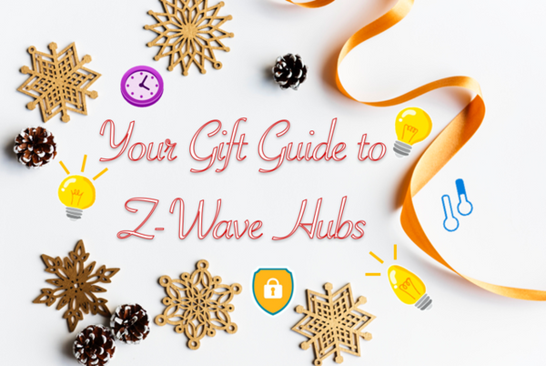 The Smartest House Gift Guide to Z-Wave Hubs