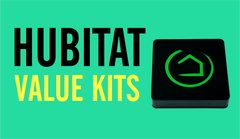 Click to shop Hubitat Smart Home Value Package Kits