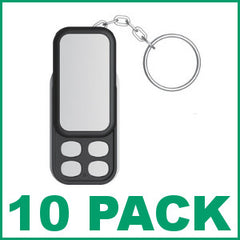 Get 10 Aeotec by Aeon Labs Z-Wave Plus Key Fob Remote Controls Gen5 ZW088 and save