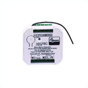 Aeotec By Aeon Labs Z Wave Micro Motor Controller