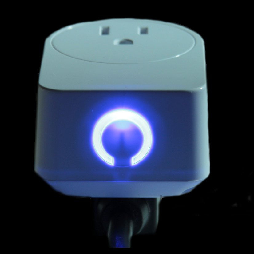 Aeotec by Aeon Labs Smart Dimmer Second edition DSC25-ZWUS lit up image