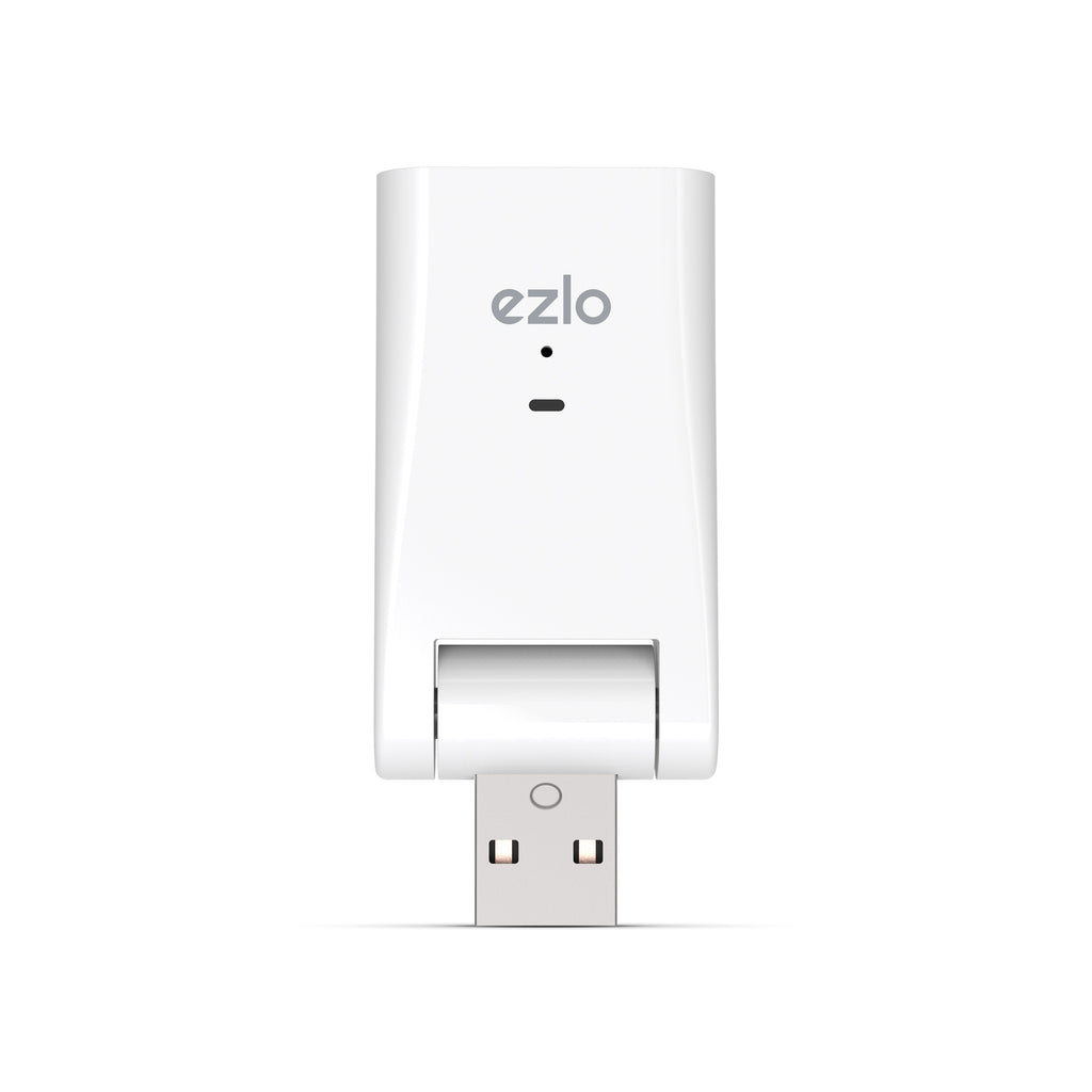 Ezlo Atom Z-Wave Plus USB Smart Home Hub Front View