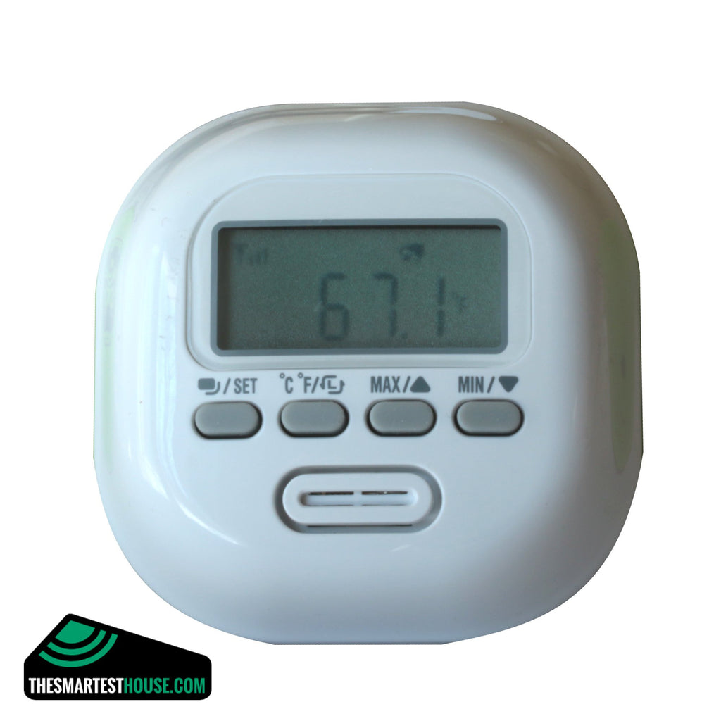 Everspring ST814 - 2  Z-Wave Wireless Temperature and Humidity Detector large