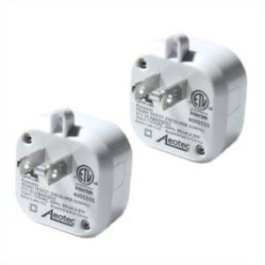 Aeotec by Aeon Labs Z-Wave Extender Signal Repeater DSD37-ZWUS - 2 PACK Thumbnail