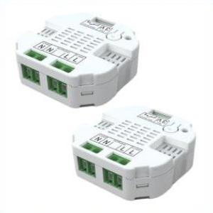 Aeotec Z-Wave Micro Smart Energy Switch G2 (Second Edition ) DSC18103-ZWUS - 2 PACK Thumbnail