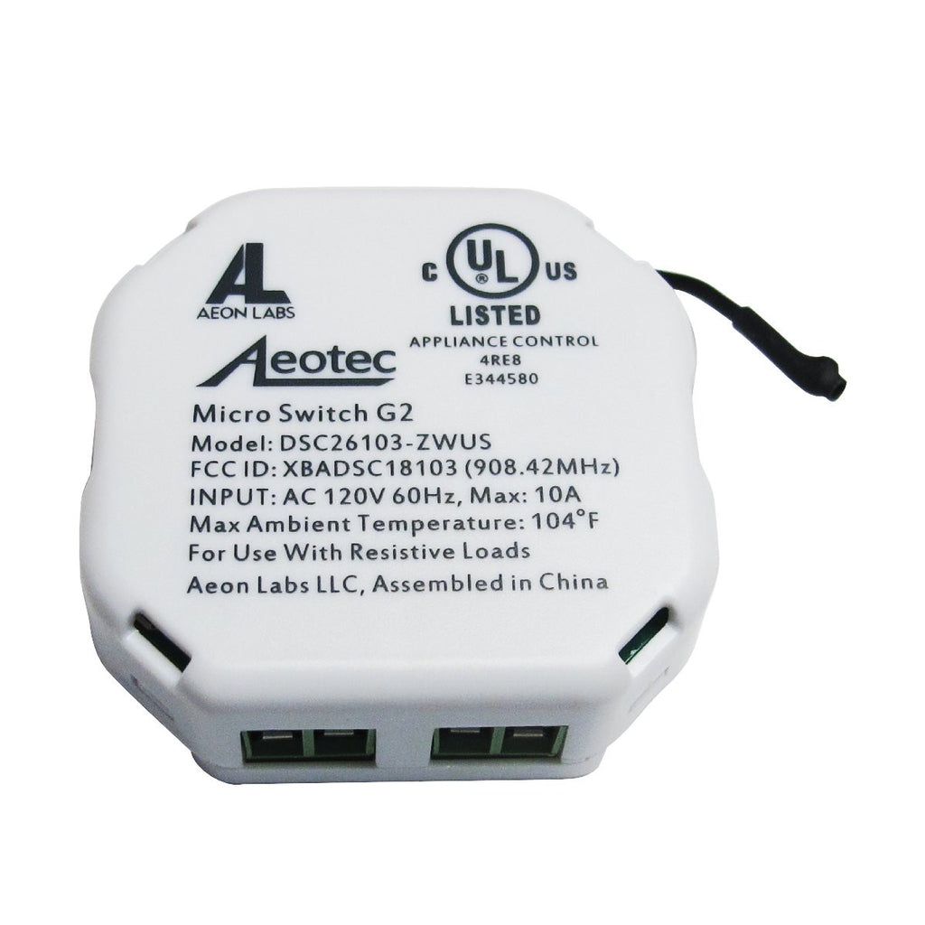 Aoetec by Aeon Labs DSC26103-ZWEU Micro Switch large top image
