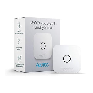 Aeotec Z-Wave Plus 700 aërQ Temperature and Humidity Sensor ZWA009 Thumbnail