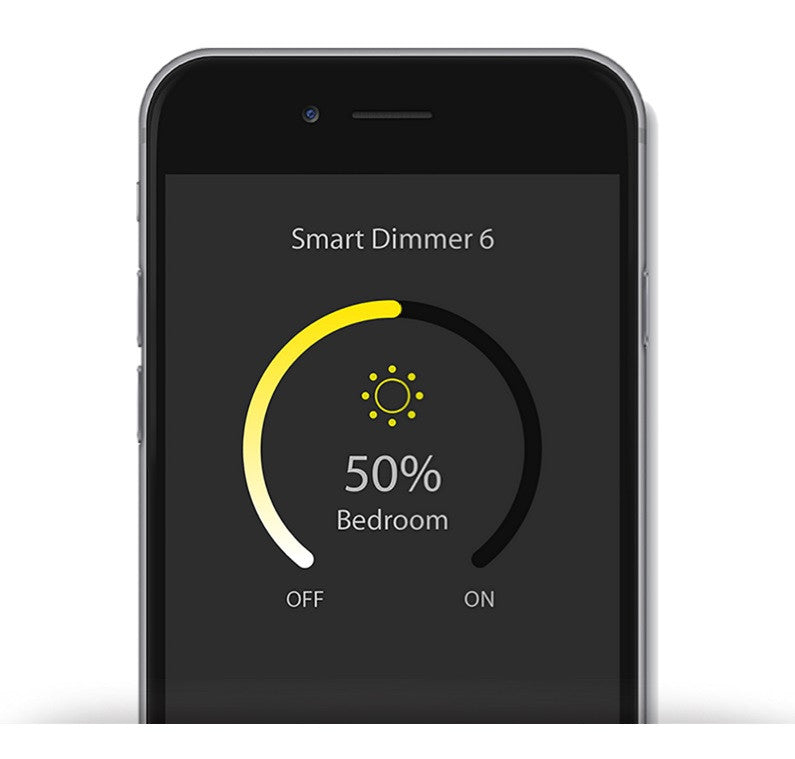 AEOTEC Z-Wave Plus Smart Dimmer 6 GEN5 ZW099-A sample app view