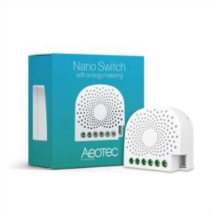 Aeotec by Aeon Labs Z-Wave Plus Nano Switch ZW116 (with energy monitoring)