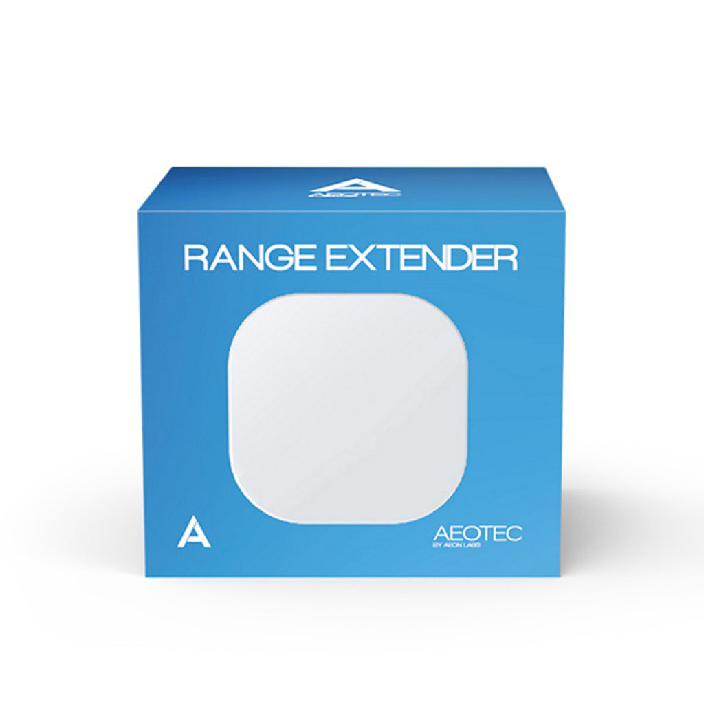 Aeotec by Aeon Labs Z-Wave Plus Range Extender & Signal Repeater ZW117 Packaging