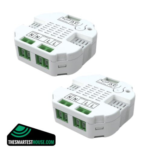 Aeotec by Aeon Labs Z-Wave Micro Switch DSC26103-ZWUS - 2 PACK Large