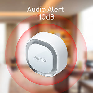 Aeotec Z-Wave Plus Doorbell 6 ZW162 Audio Alert