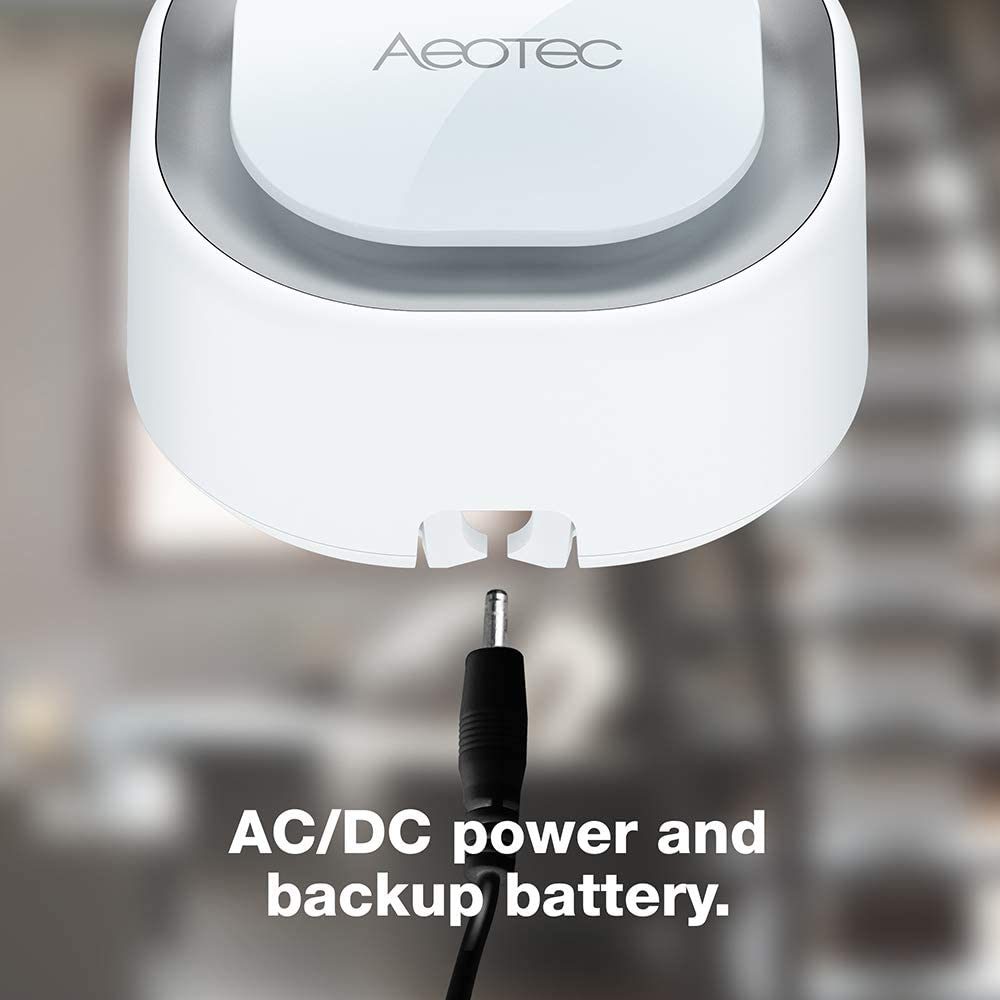 Aeotec Z-Wave Plus Doorbell 6 ZW162 Power