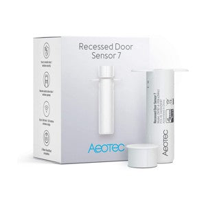 Aeotec Z-Wave Plus 700 Series Recessed Door Window Sensor 7 ZW187 Thumbnail