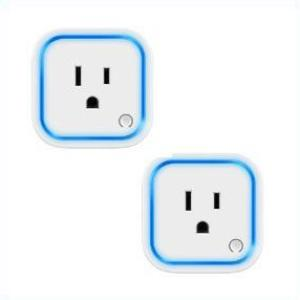 (2) AEOTEC Z-Wave Plus Smart Dimmer 6 GEN5 ZW099 - 2 Pack