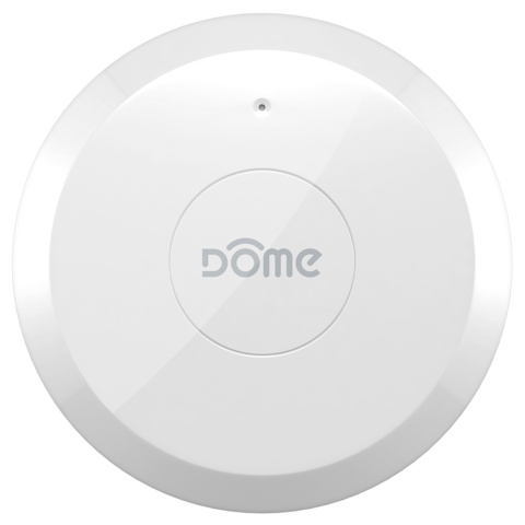 Dome Z-Wave Plus Leak Sensor DMWS1 Front View