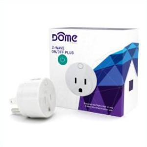 Dome Z-Wave Plus Miniature On/Off Plug DMOF1 Thumbnail