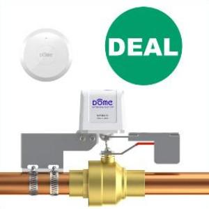Dome Z-Wave Plus Flood Prevention Kit Thumbnail
