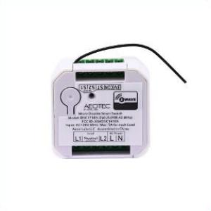 Aeotec by Aeon Labs Z-Wave Micro Double Smart Switch DSC17103