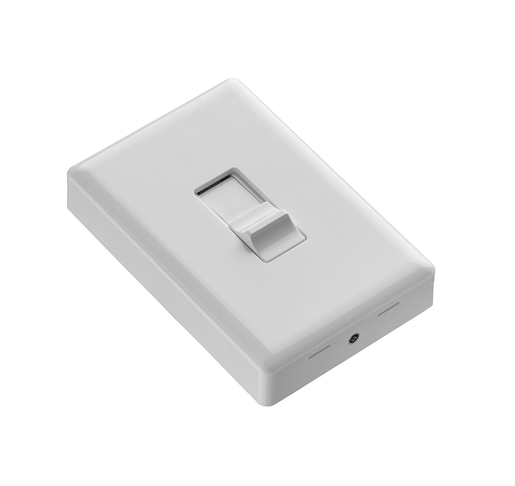 Ecolink Z-Wave Plus Single Gang Toggle Wireless Light Switch TLS-ZWAVE5 side